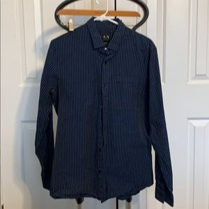 Armani Exchange Button Down-Size M